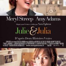 """Film - """"Julie & Julia"""" par Nora Ephron"""