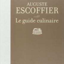 Le Guide Culinaire Escoffier
