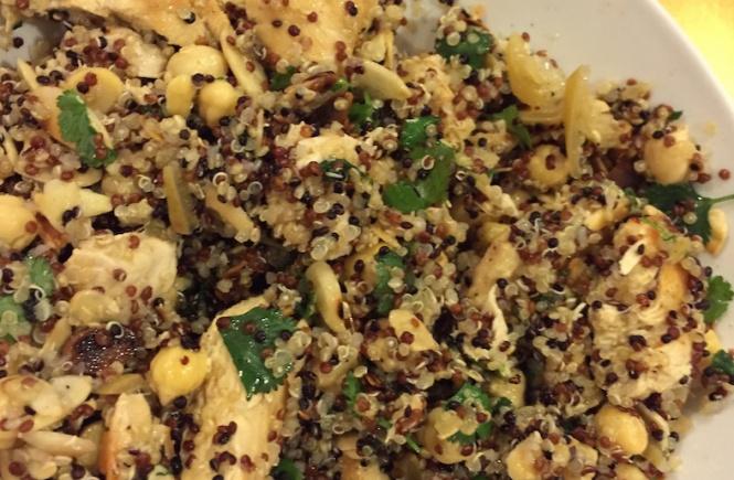 Taboulé de Quinoa par Delphinn