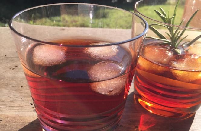 Cocktail Americano Delphinne