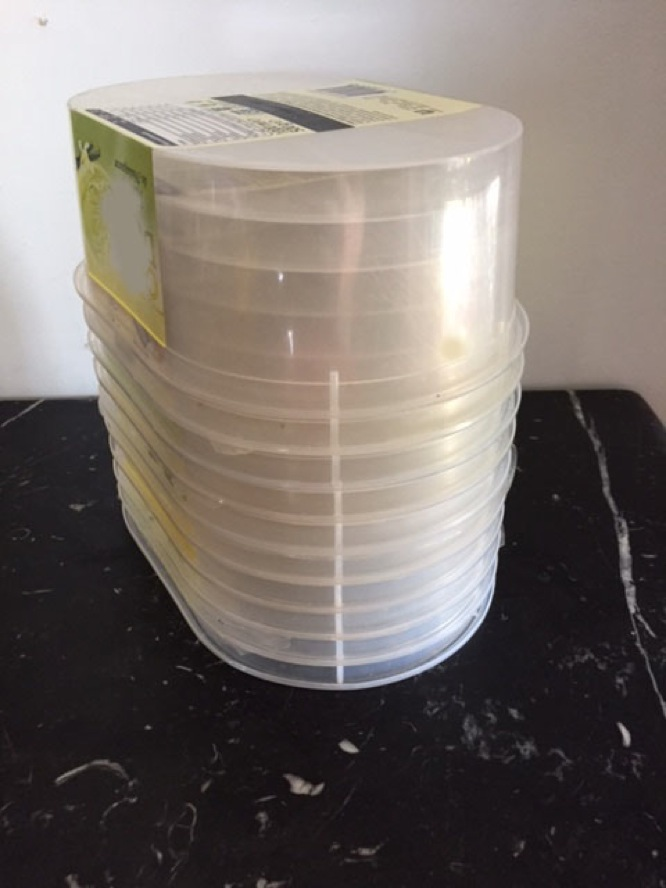 boites vides de glaces pour mise en place