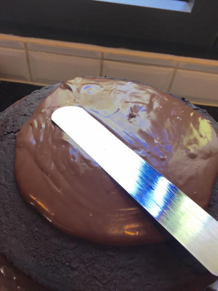 Glaçage chocolat Delphinn