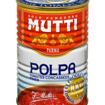 Polpa Tomates concassées Mutti