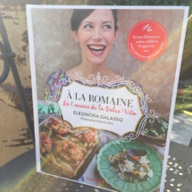 A la Romaine la cuisine de la dolce vita