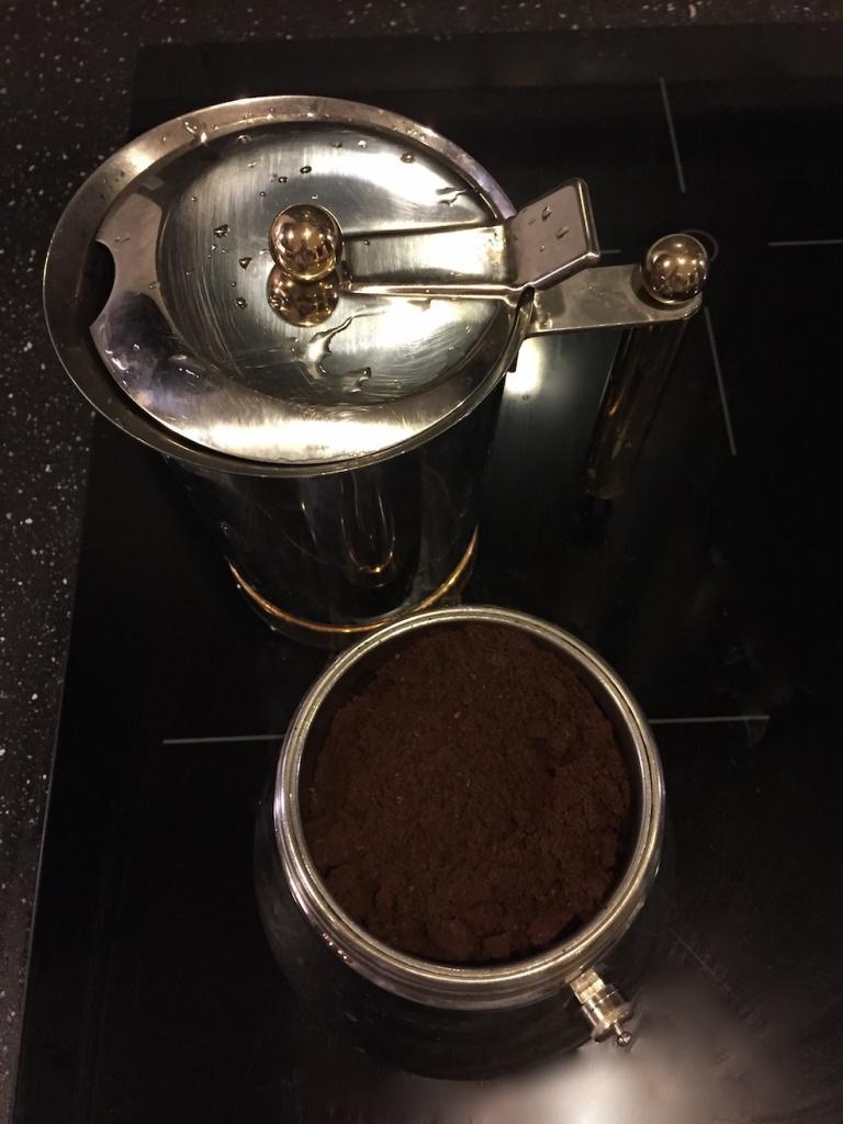 caffè pour le tiramisù