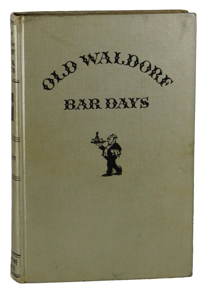 Old Waldorf bar days - Photographie source internet