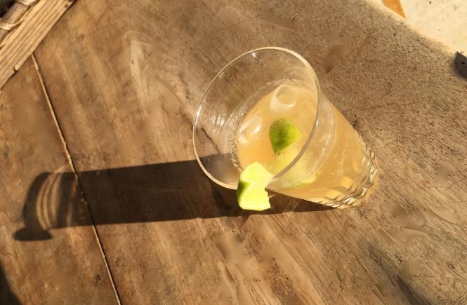 Presbyterian ou Mamie Taylor cocktail