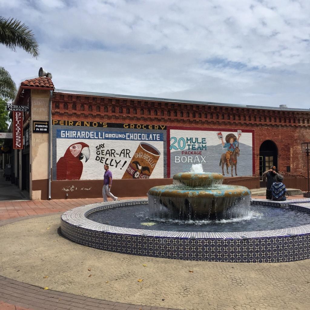 Centre ville de Ventura
