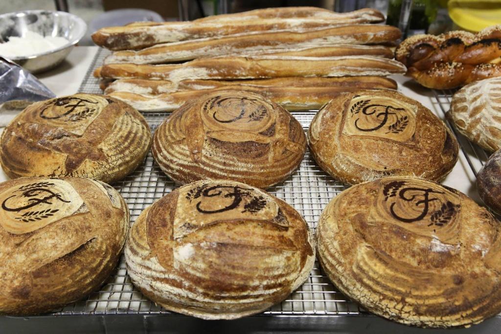 Café Ficelle, un petit coin de France en Californie... - D ...