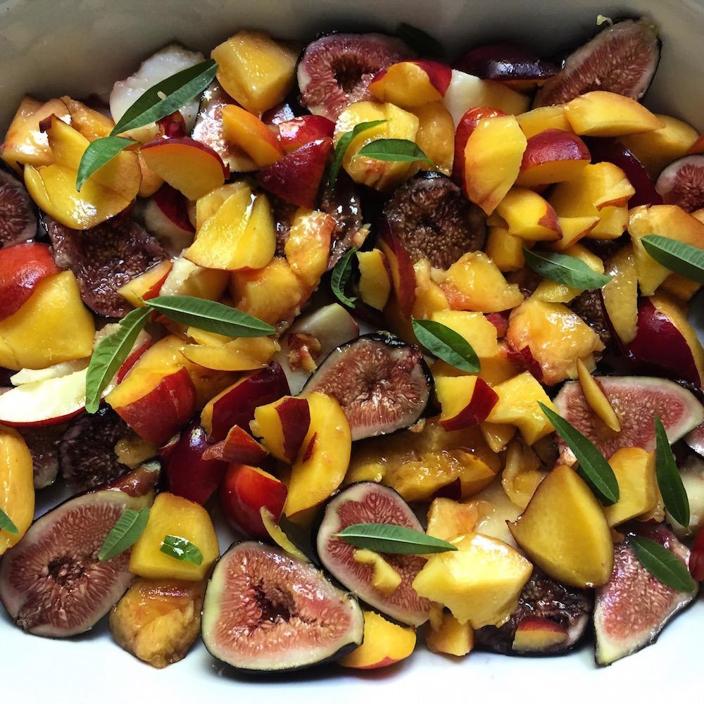 fruits à rôtir