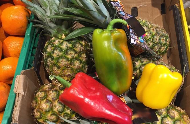 fruits et légumes non climactériques
