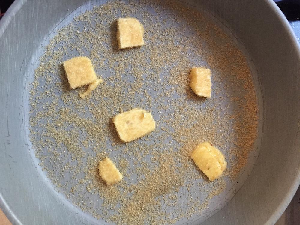 moule beurre et cassonade