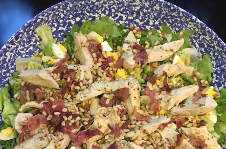 Bistro salade