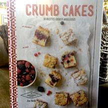 Crumb cakes le livre