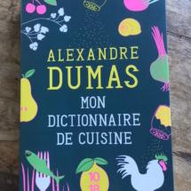 Dico de Cuisine ALexandre Dumas