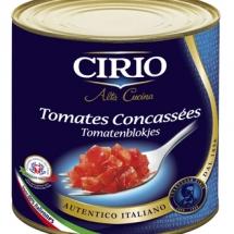 Tomates concassées Cirio