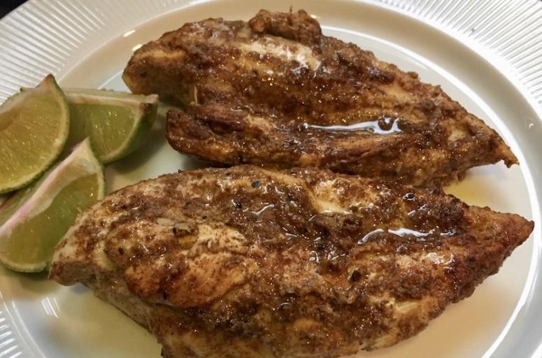 poulet façon chicken tikka masala