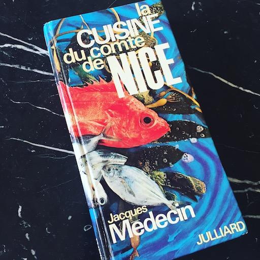 La cuisine du comté de Nice – de Jacque Médecin